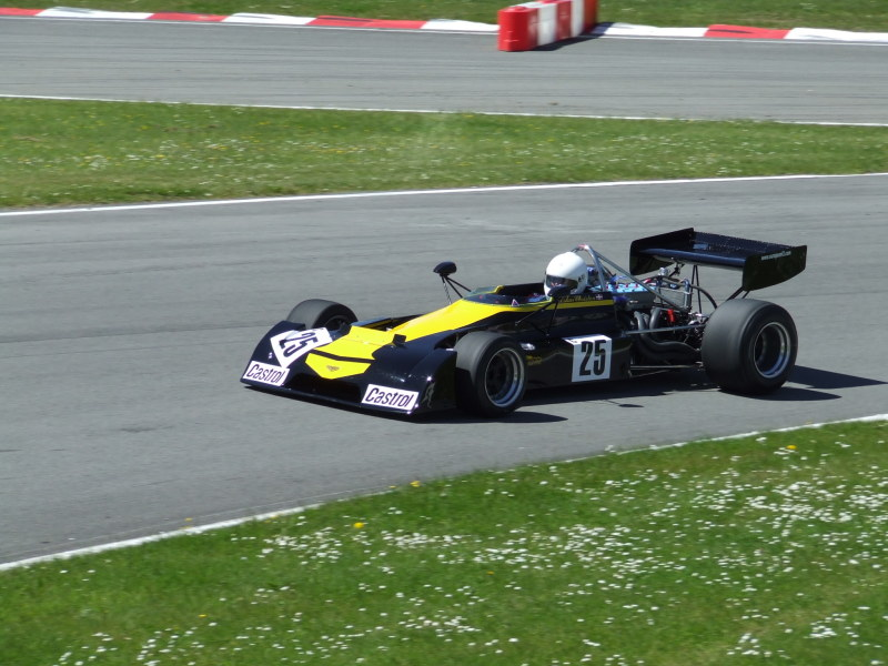 Brands Hatch: Oskar Christen
